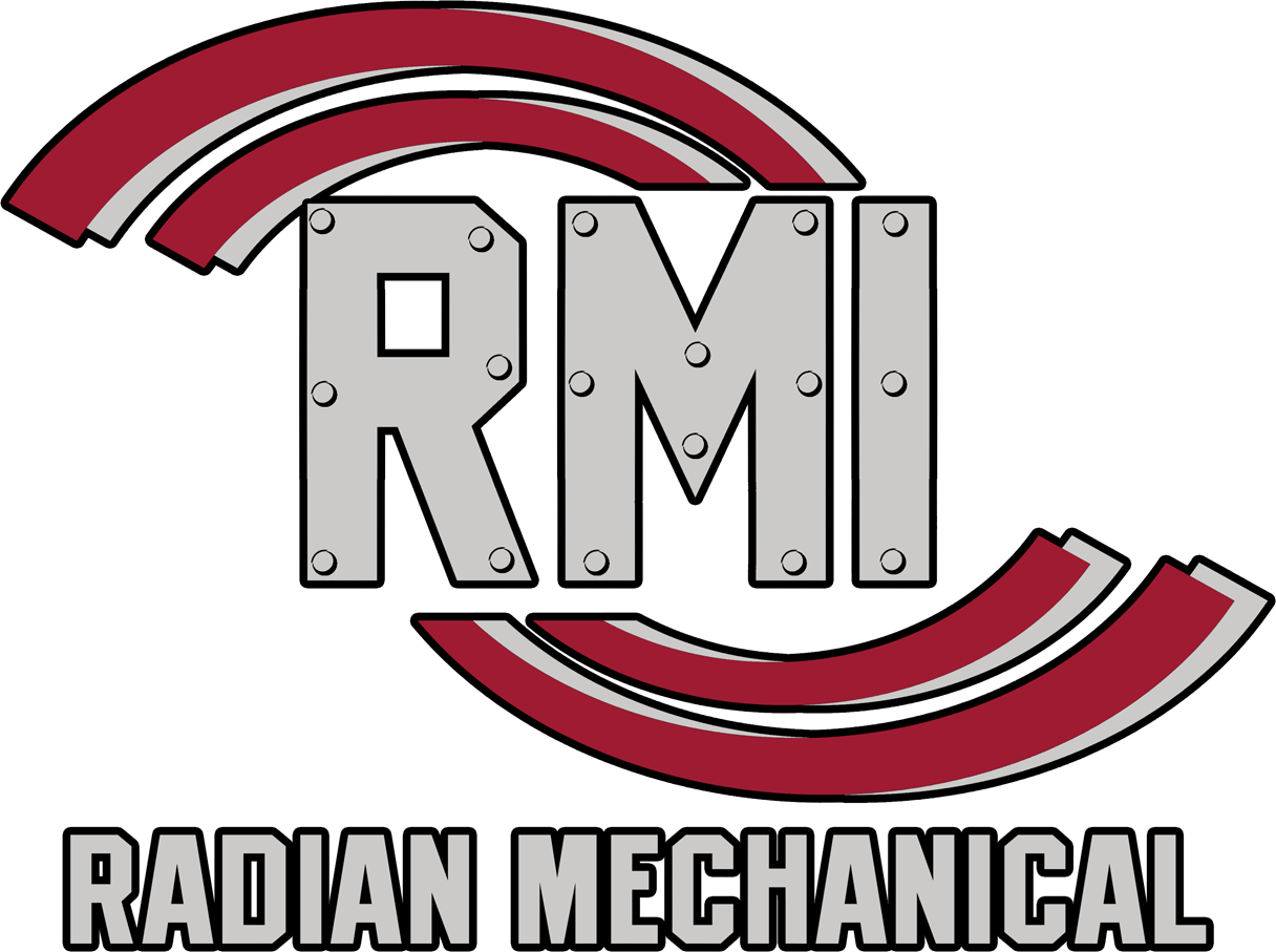 Radian Mechanical Inc. Logo